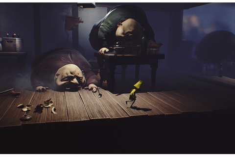'Little Nightmares' is Being Ported to the Switch ...