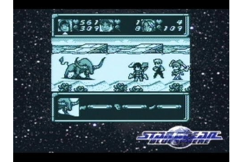 CGRundertow STAR OCEAN: BLUE SPHERE for Game Boy Color ...