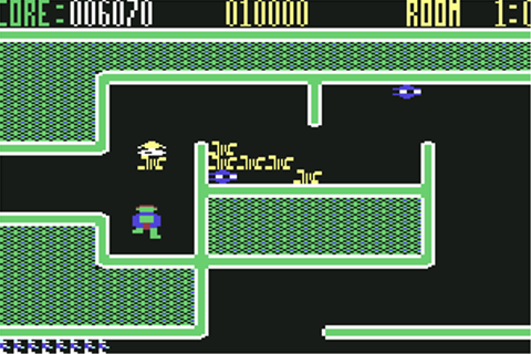 Download Cybertron Mission (Commodore 64) - My Abandonware