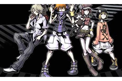 Game review: The World Ends With You | Technology | The ...