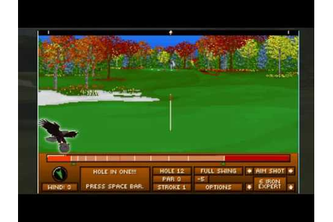 Hole in One 152yds Autumn Valley #12 Jack Nicklaus ...