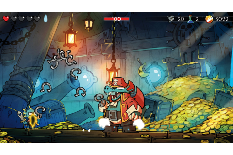 Wonder Boy: The Dragon's Trap - im Test (PS4) – MANIAC.de