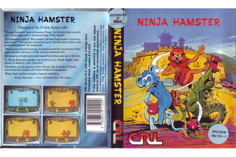 Ninja Hamster - World of Spectrum