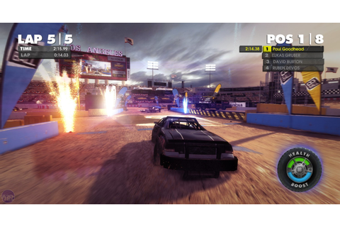 DiRT Showdown Is Your Latest Freebie Courtesy Of The ...