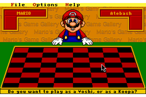 Download Mario's Game Gallery - My Abandonware