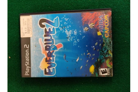 Everblue 2 - Playstation 2 PS2 Game Very Rare Complete and ...