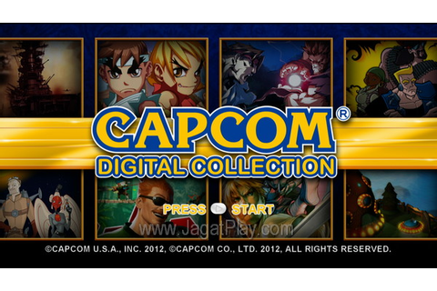 Features » XBOX360 Review Capcom Digital Collection ...