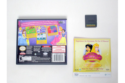 Disney Princess Magical Jewels game for Nintendo DS | The ...