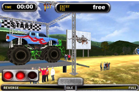Monster Trucks Nitro 2 iPhone game - free. Download ipa ...