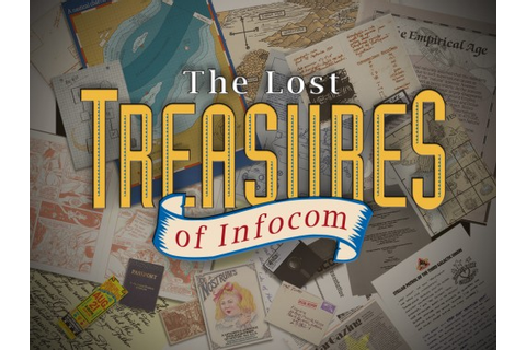 Lost Treasures of Infocom Released – Capsule Computers