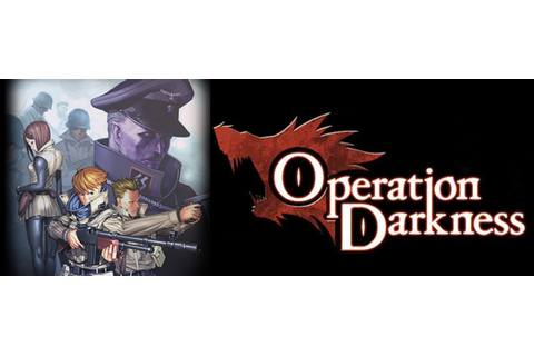 Operation Darkness (X360) – GameCola