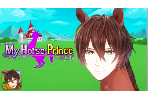 HORSE BOY DATING SIMULATOR?! - My Horse Prince/UmaPri (iOS ...