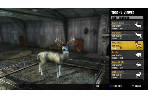 Imágenes de Cabela's Big Game Hunter Pro Hunts para PC ...