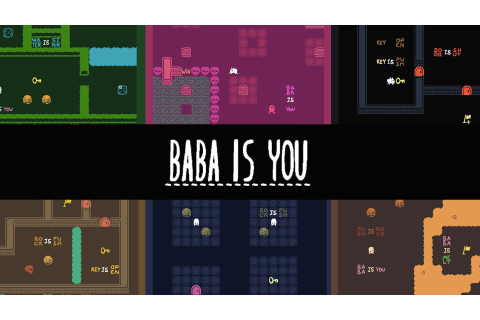 Baba is You is a Puzzle Game That Lets You Rewrite the ...