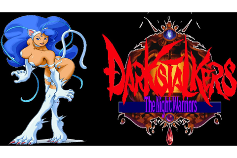 Darkstalkers: The Night Warriors | ARCADE | Felicia Part 1 ...