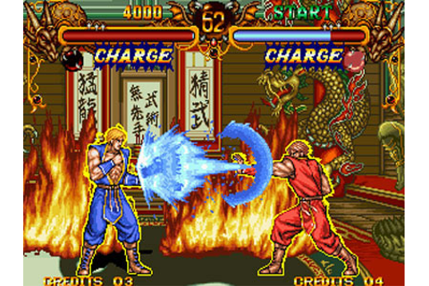 Double Dragon Review for Neo Geo (1995) - Defunct Games