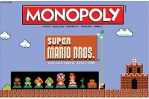 Monopoly: Super Mario Bros Edition