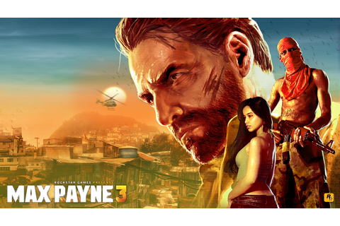 The Elderly Gamer: Max Payne 3 post preview, preview