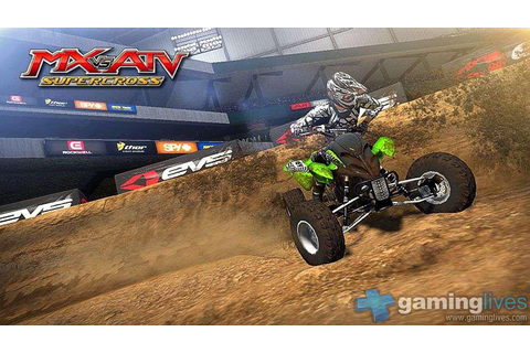 MX vs. ATV: Supercross – Review | GamingLives
