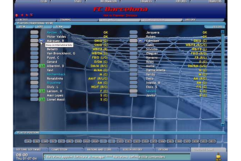 Championship Manager 2005 - Download