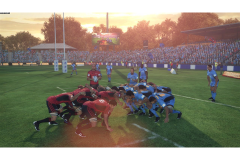 Rugby Challenge 2 GamePlay on PC Max Graphics [1080p ...