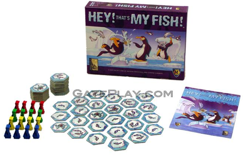 GatePlay.com Games - Hey! That's My Fish Board Game ...