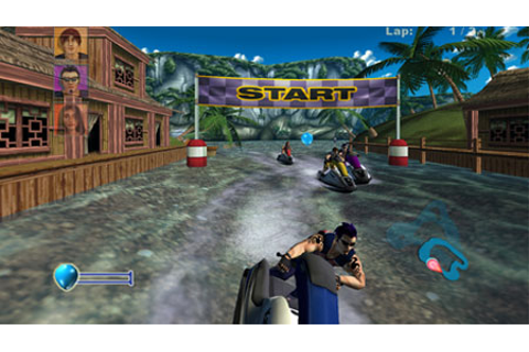 Download Free Kawasaki Jet Ski Games - PC Game