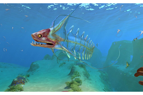 New creatures in game(Sea Dragon Leviathan!!Sea Emperor ...