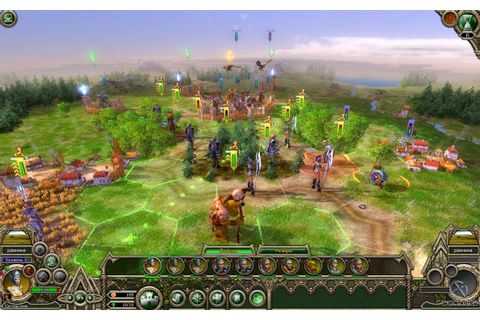 Download Elven Legacy Full PC Game