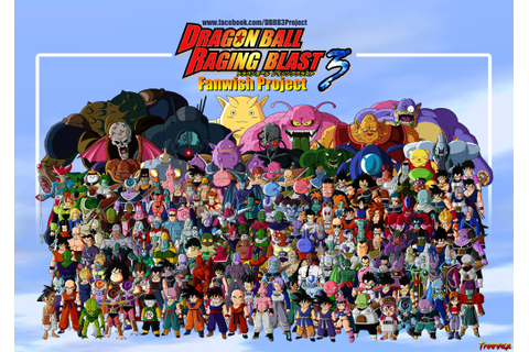 Dragon Ball: Raging Blast 3 sur ActuGaming.net