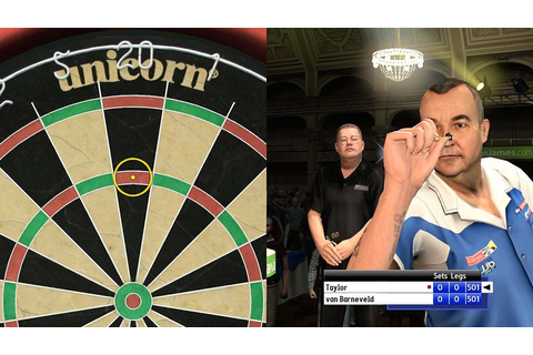 PDC World Championship Darts Pro Tour › Games-Guide
