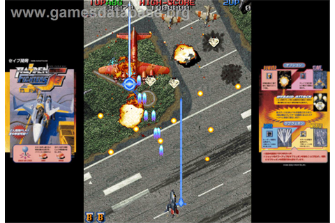 Raiden Fighters Jet - 2000 - Arcade - Games Database