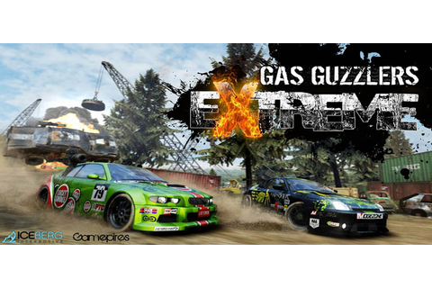 Gas Guzzlers Extreme Free Download Full PC Game