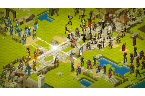 WAKFU, The strategic MMORPG with a real environmental and ...
