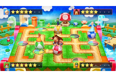 Mario Party 10 Review - IGN
