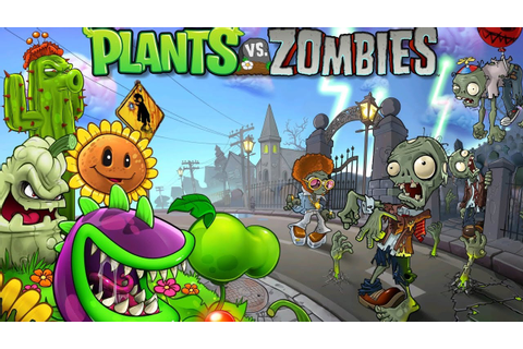 Plants vs. Zombies [PS3] FULL Walkthrough - YouTube