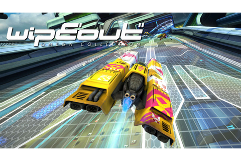 WipEout Omega Collection si mostra in split screen ...
