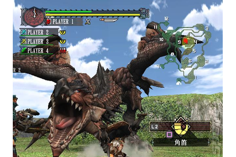 Related images for Monster Hunter Freedom 2 – UK PSP ...