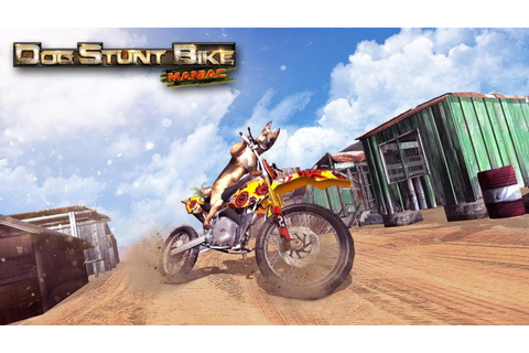 Dog Bike Stunt Games for Android - APK Download