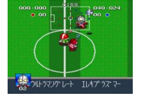 Battle Soccer - Field no Hasha - Super Nintendo (SNES) Game