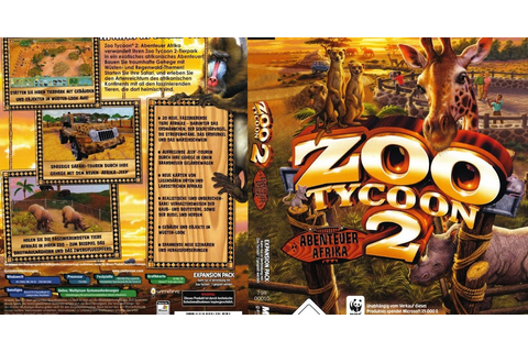 Zoo Tycoon 2: African Adventure on Qwant Games