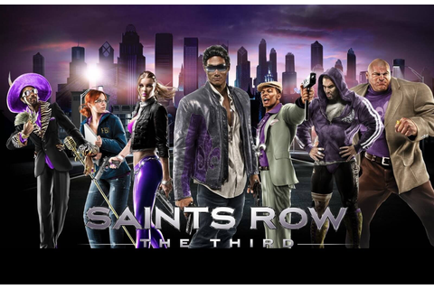 Saints Row: The Third Game Giveaway, register your entry now!