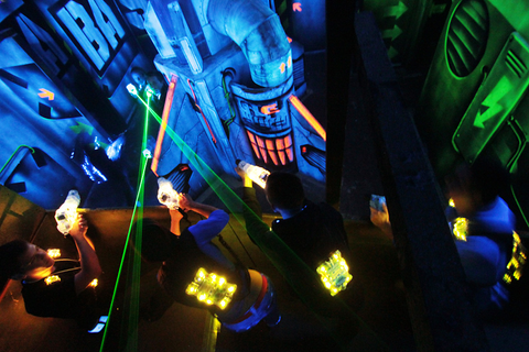 MEGAZONE Laser Games in pictures - MEGAZONE Laser Games