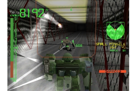 Armored Core - Project Phantasma (Japan) (v1.1) ISO