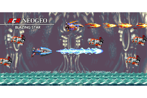 ACA NEOGEO BLAZING STAR | Nintendo Switch download ...
