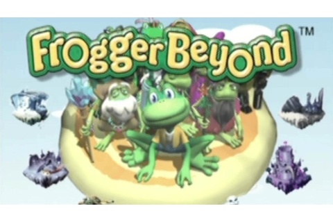 CGR Undertow - FROGGER BEYOND review for Nintendo GameCube ...
