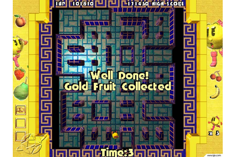 Ms. Pac-Man: Quest for the Golden Maze Screenshots ...