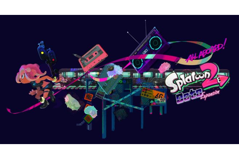 Splatoon 2: Octo Expansion - launch art - Nintendo Everything