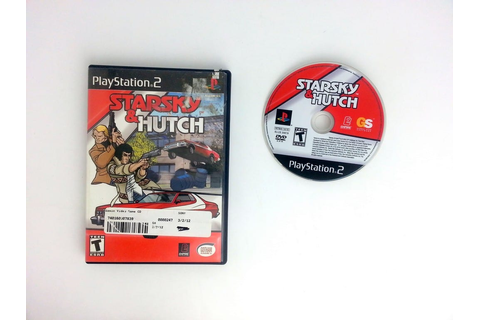 Starsky and Hutch game for Playstation 2 | The Game Guy