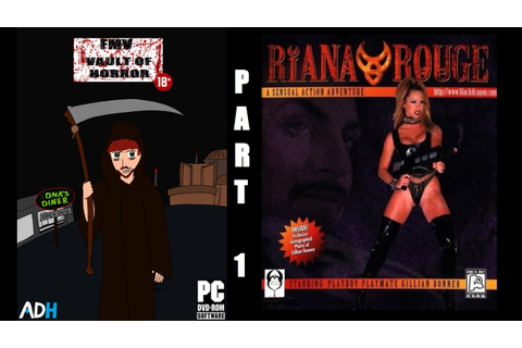 "FMV Vault of Horror- ""Riana Rouge"" Part 1 - YouTube"